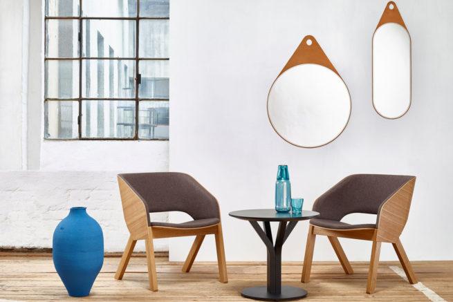 TON Lounge Armchair Merano Z 12
