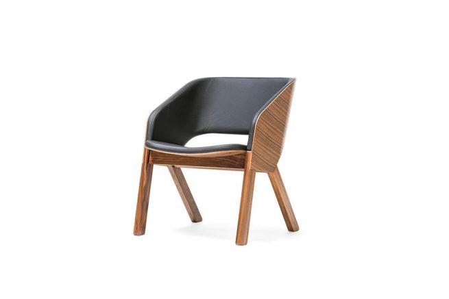 TON Lounge Armchair Merano Z 13