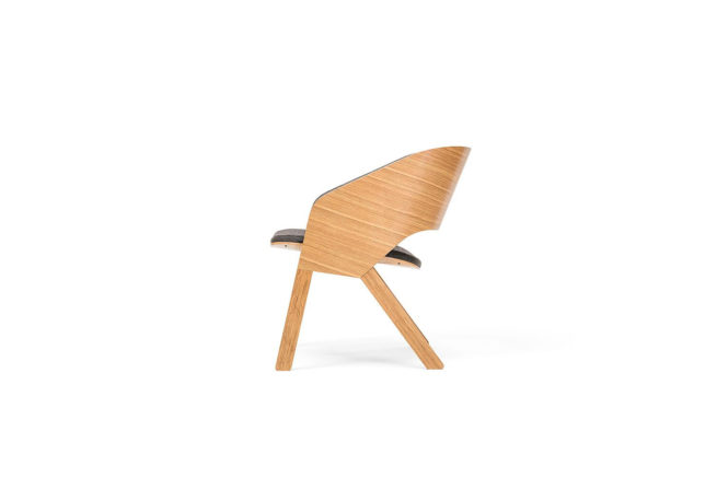 TON Lounge Armchair Merano Z 14