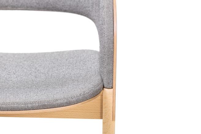 TON Lounge Armchair Merano Z 2
