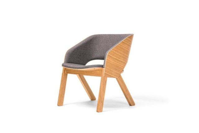 TON Lounge Armchair Merano Z 3
