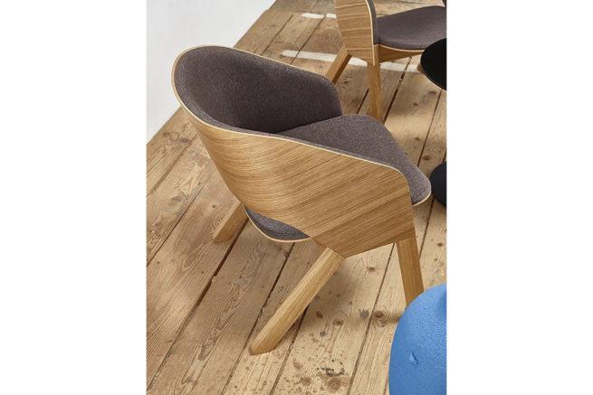 TON Lounge Armchair Merano Z 5