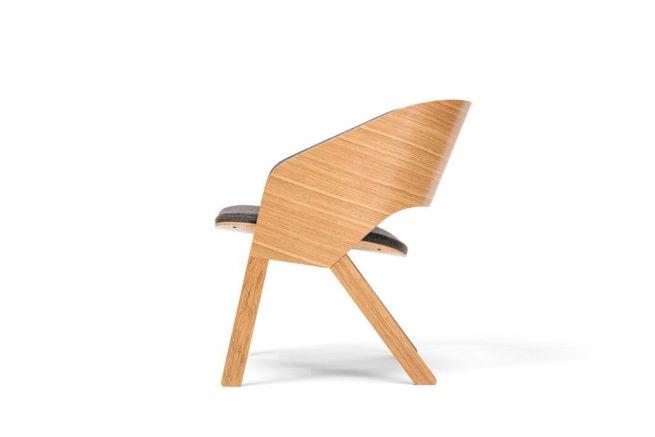 TON Lounge Armchair Merano Z 6