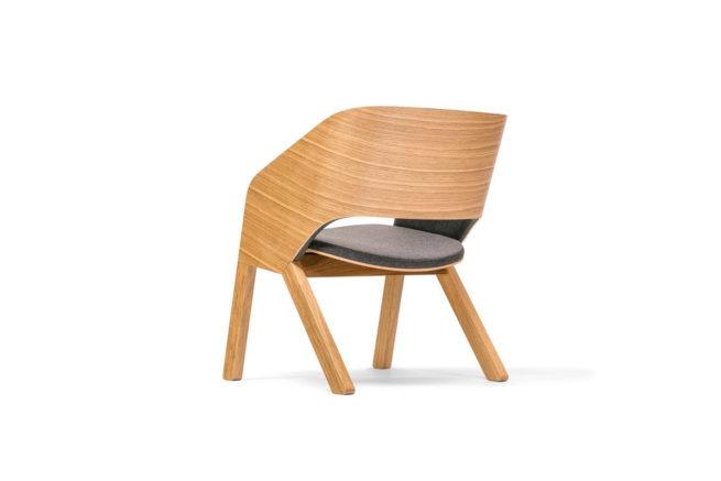 TON Lounge Armchair Merano Z 7
