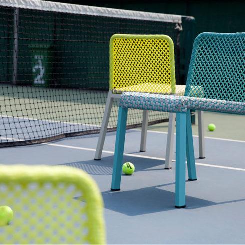LEBELLO Chair 4L Net Z 2