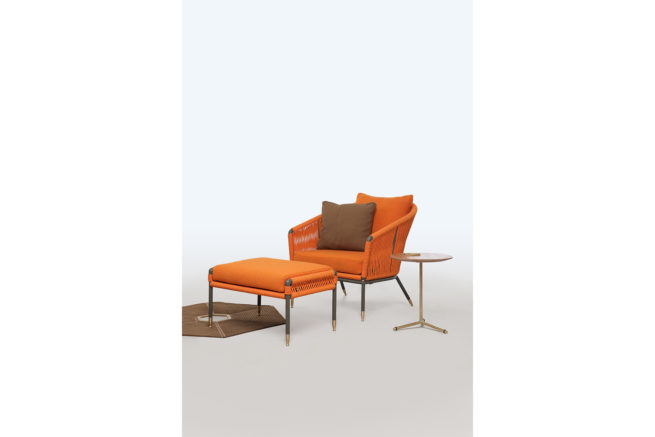 LEBELLO Lounge Chair 7 Z 1