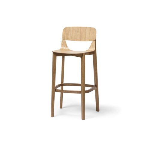 TON Leaf bar stool Z