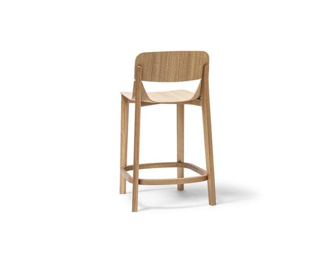 TON Leaf bar stool Z