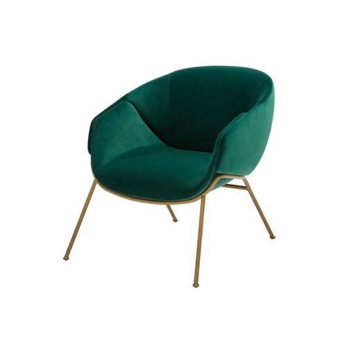 Anita Rod Based Armchair Z