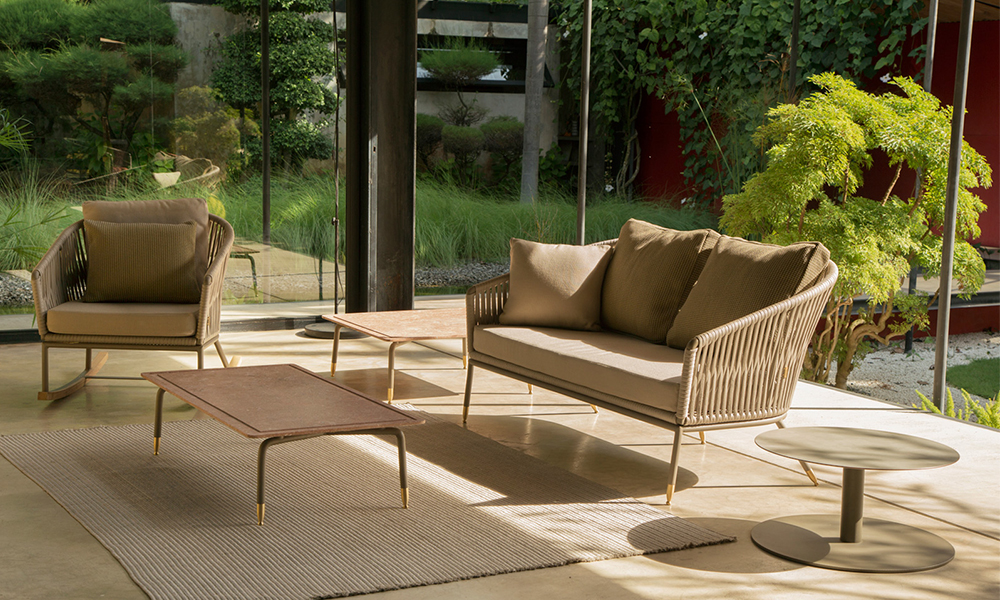 Lebello Club sofa