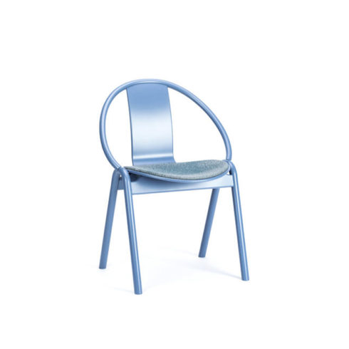 TON Chair Upholstered Seat Grand Slam