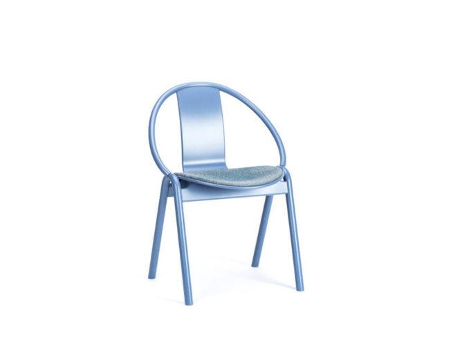 TON Chair Upholstered Seat Grand Slam