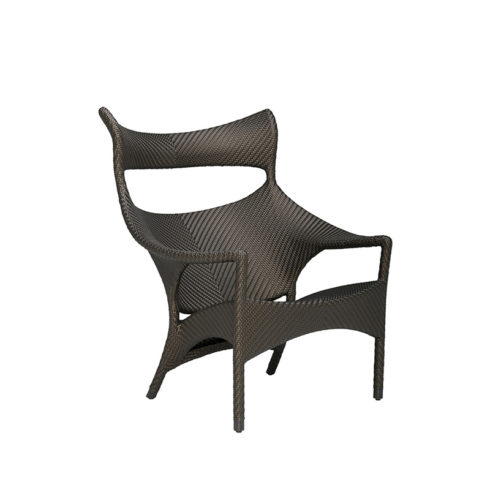 Amari High Back Lounge Chair